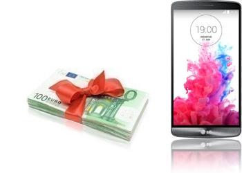 Bargeld + LG G3 D855 16GB