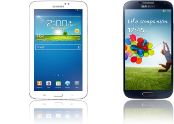 Galaxy Tab 3 7.0 WiFi + Samsung Galaxy S4 I9505 16GB
